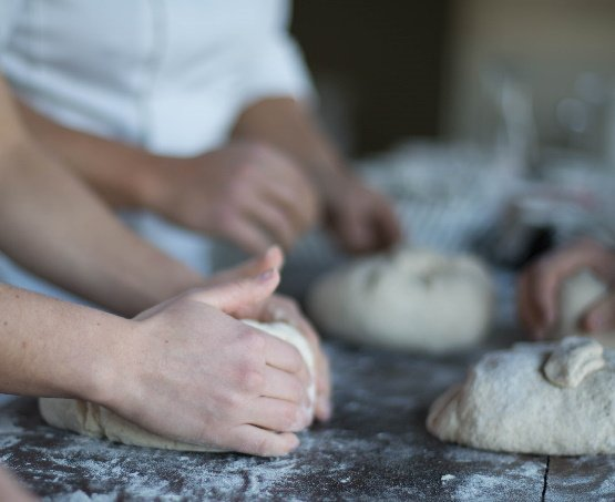 Pane di grani antichi