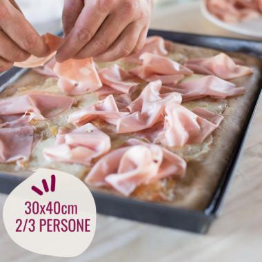 L'Emilia Spanizza pizza quasipronta