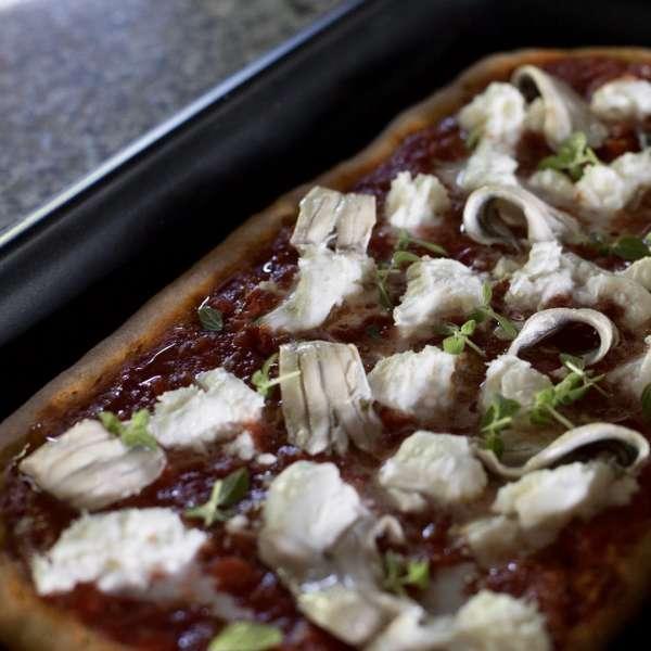 Pizza quasipronta La Napo