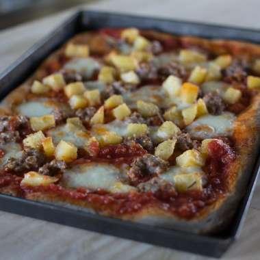 Paciccia Spanizza Pizza quasipronta