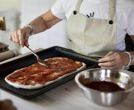 Pizza in teglia Spanizza