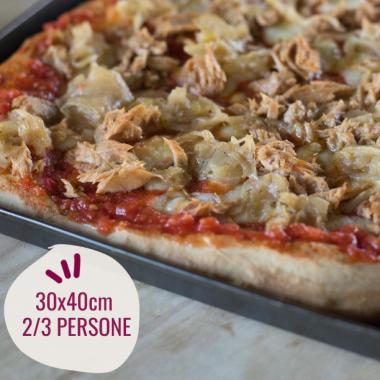 La Tonno Spanizza Pizza Quasipronta
